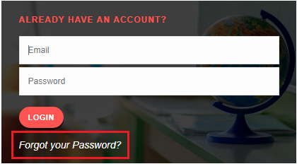 2-Forgot Your Password