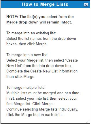 4-How to Merge